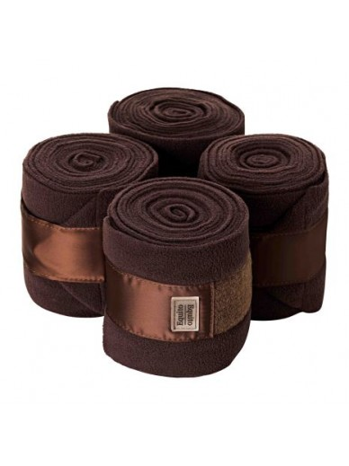 equito - bandes chocolate brown