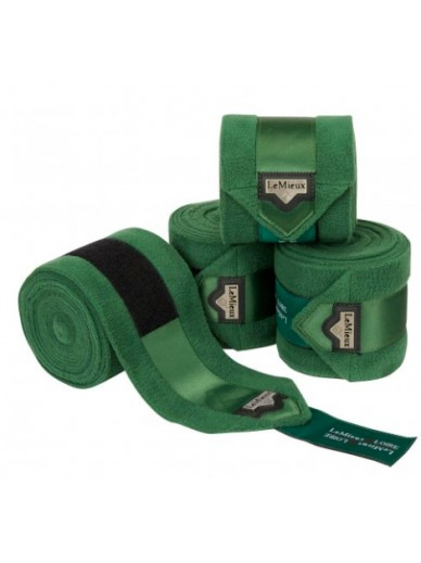 LeMieux- bandes de polos - Loire collection hunter green