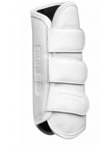 LeMieux - schooling boots blanc