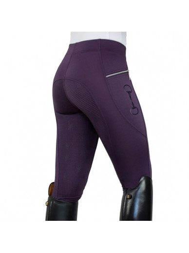 Horsegloss - legging technique plum