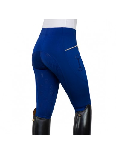 Horsegloss - legging technique royal blue