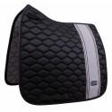 FairPlay - tapis Hexagon stripes black/grey