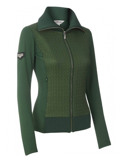 LeMieux - Loire jacket - hunter green