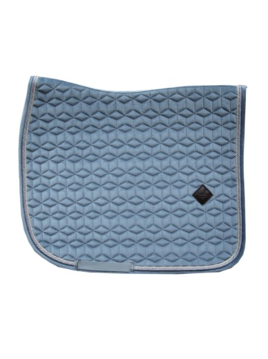Kentucky - Tapis velvet bleu clair