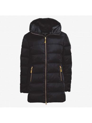 Montar- manteau 3/4 daisy noir