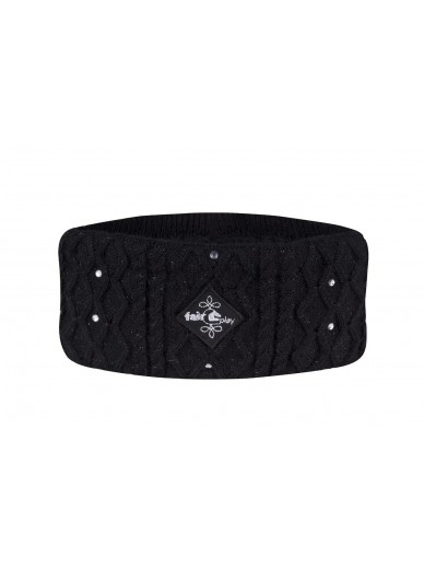 FairPlay - headband bling black