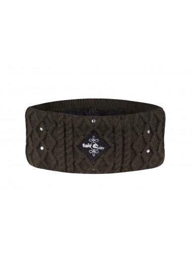 FairPlay - headband bling olive