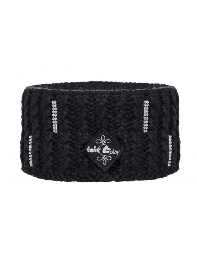 FairPlay - headband gloss noir