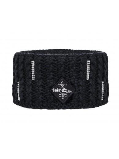 FairPlay - headband gloss noir