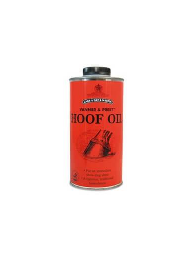 Vanner & prest hoof oil CARR & DAY &MARTIN LTD