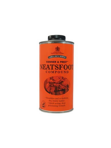 Vanner & prest Neatsfoot compound CARR & DAY &MARTIN LTD