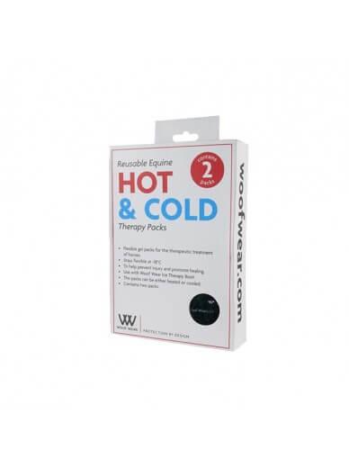 WoofWear - Pack chaud/froid pour guêtres thérapeutiques