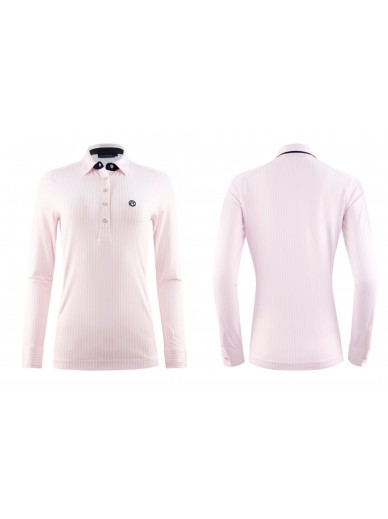 Ps of Sweden -polo June - rose