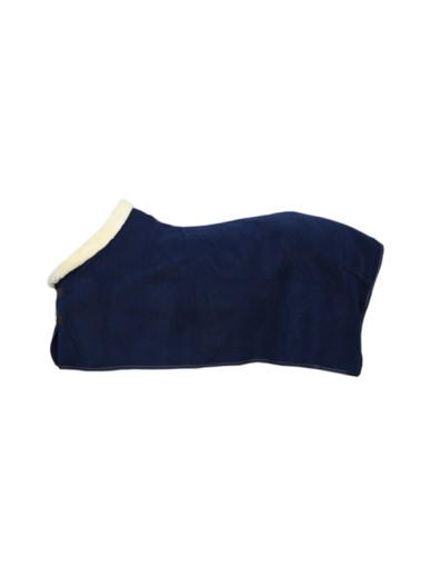 Kentucky - couverture sechante show polaire-navy