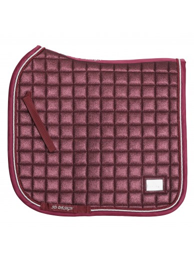 SD Design- tapis Hollywood raspberry shimmer