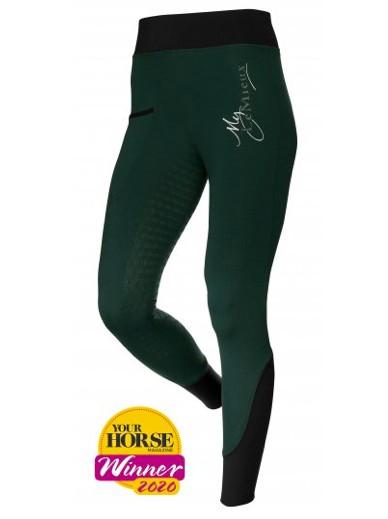 LeMieux -leggings activewear vert
