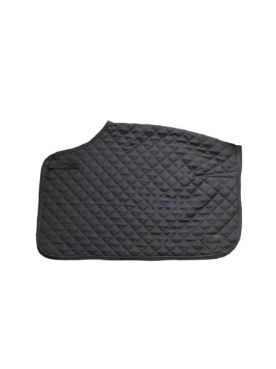Kentucky - couvre reins carré noir