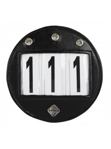 LeMieux - porte numéro bridon