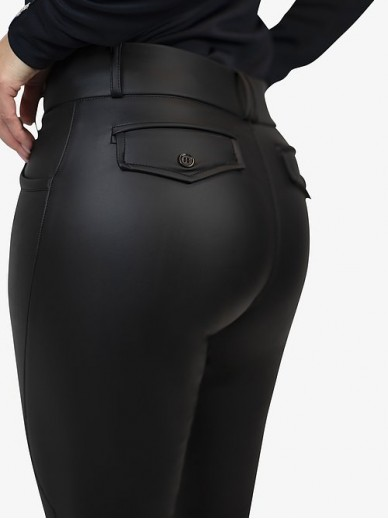 Ps of Sweden - Pantalon Claudia, noir
