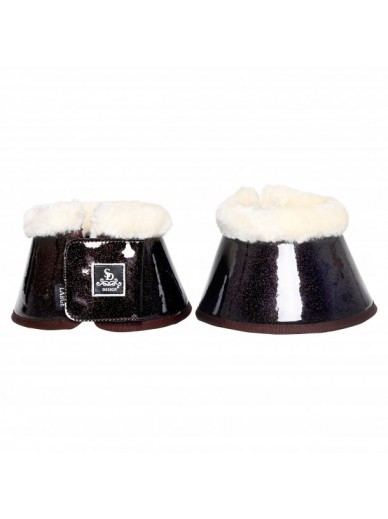 SD Design- cloches Hollywood Glamourous -Dazzling chocolate
