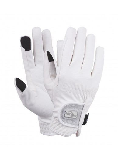 FairPlay - gants Glam blanc