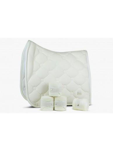 Ps of Sweden - set velvet Off White limited
