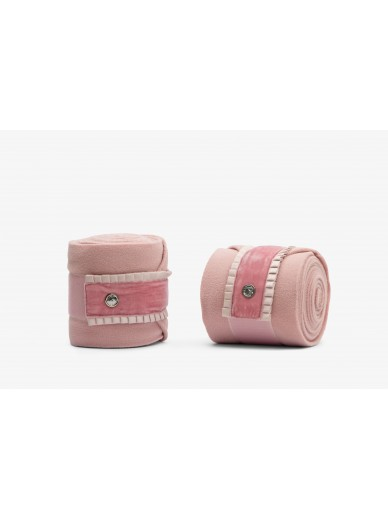Ps of Sweden - bandes ruffle pink