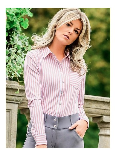 Ps of Sweden - polo shirt Cassidy - rose