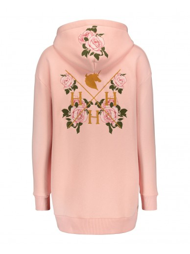 House of Horses - La vie en rose Hoodie - rose