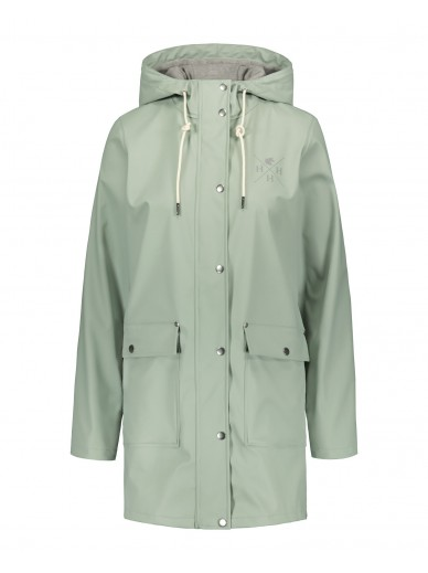 House of Horses - Raincoat menthe