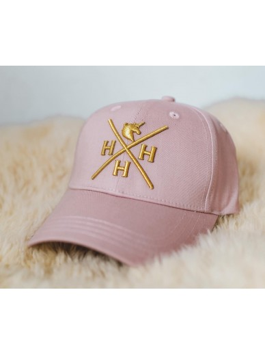 House of Horses - Casquette HoH dusty pink