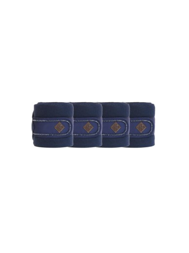 Kentucky - Bandes polo pearls - marine