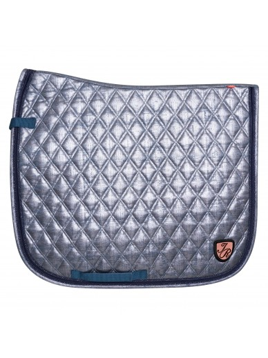 imperial riding - Tapis dressage Cozy star - bleu