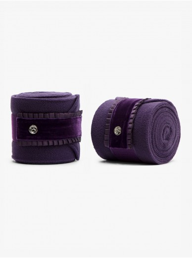 Ps of Sweden - bandes ruffle Plum