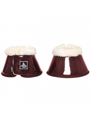 SD Design- cloches Hollywood Glamourous - Raspberry shimmer