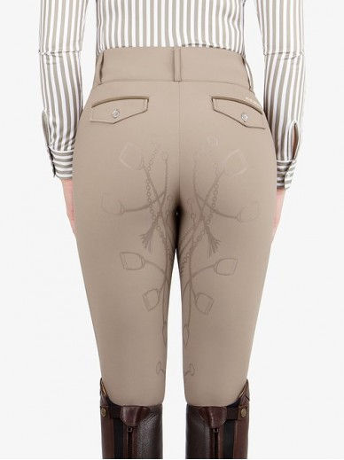 Ps of Sweden - Pantalon Zoé- beige