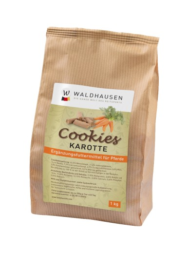 Waldhausen - cookie carotte - 1kg