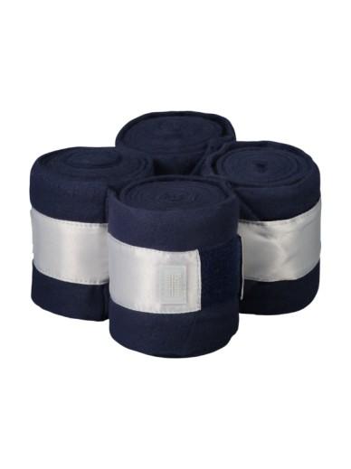 equito - bandes Navy shimmer