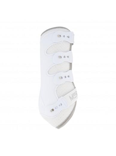 Mrs Ros - Air flex boots - blanc