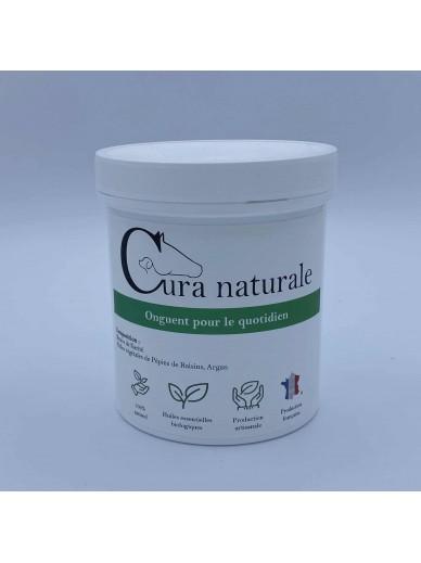 Cura Naturale - onguent pour le quotidien- noir - 500g