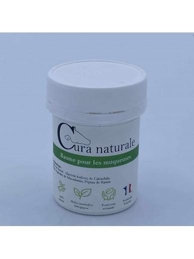 Cura Naturale - baume pour les muqueuses - 40g