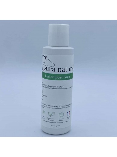 Cura Naturale - lotion post coup - 100ml