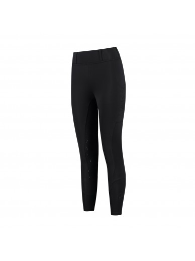 Mrs Ros - Pantalon Silhouette black