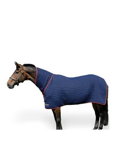 THERMATEX - Couverture en laine avec col *personnalisable*